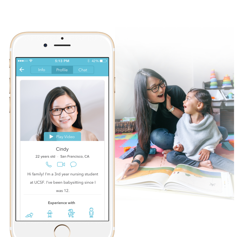 App Find Certified Babysitters in Your Area