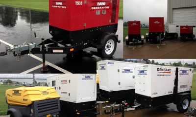 portable rental generator