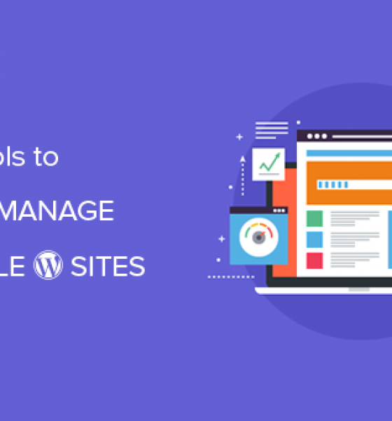 How to Easily Monitor Your Wordpress Site (7 tools)