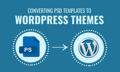 Convert PSD Mockups Into Wordpress