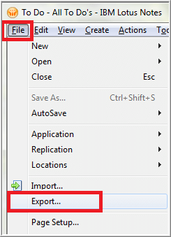 Export Lotus Notes Emails to CSV Format