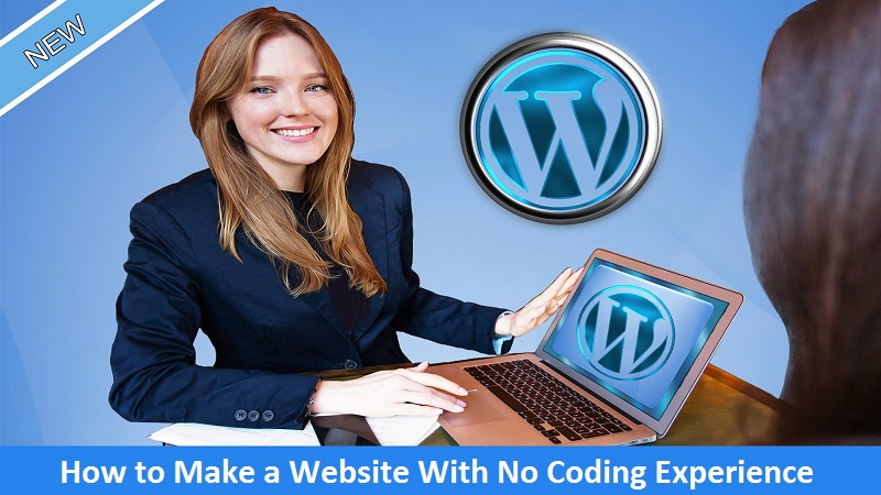 How to Make a Website With No Coding Experience