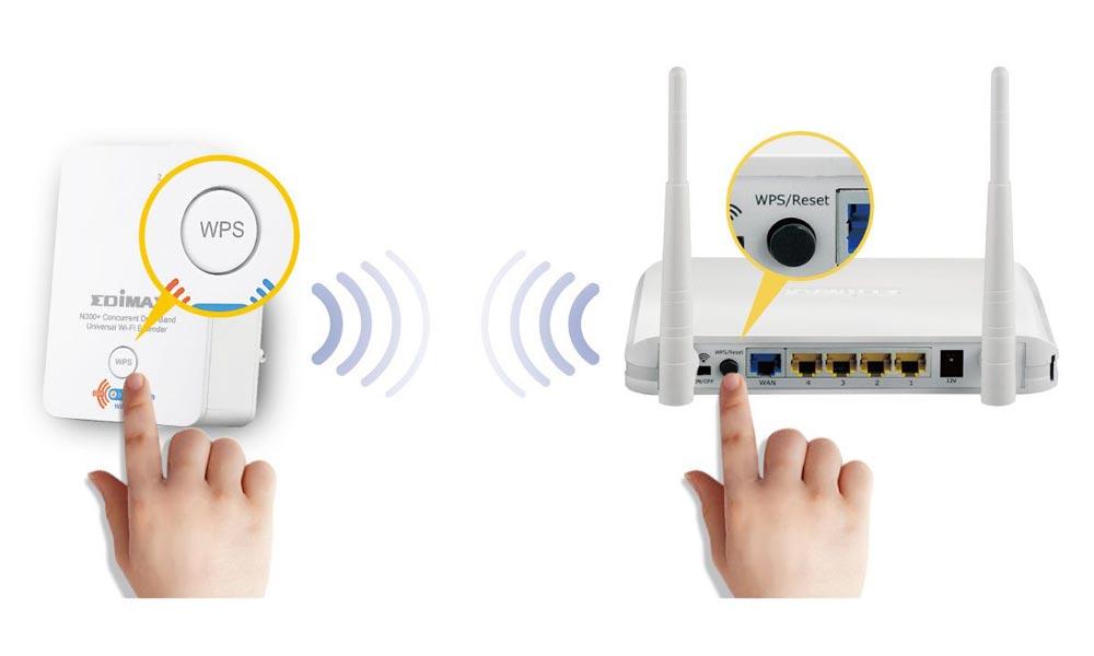 WPS WiFi