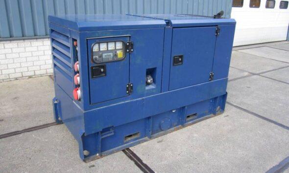 30KVA generator