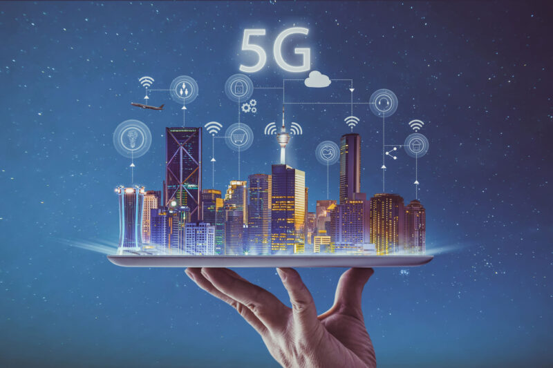 Influence of 5G Wireless Provider