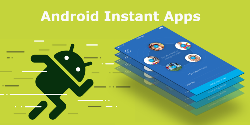 Android Instant Applications