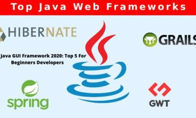 Best Java GUI Frameworks 2020