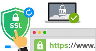 Utilize a SSL testament