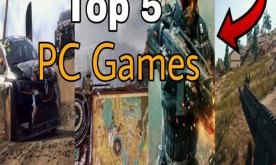 Top 5 PC Games of All Time