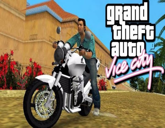 Grand Theft Auto GTA Vice City Game