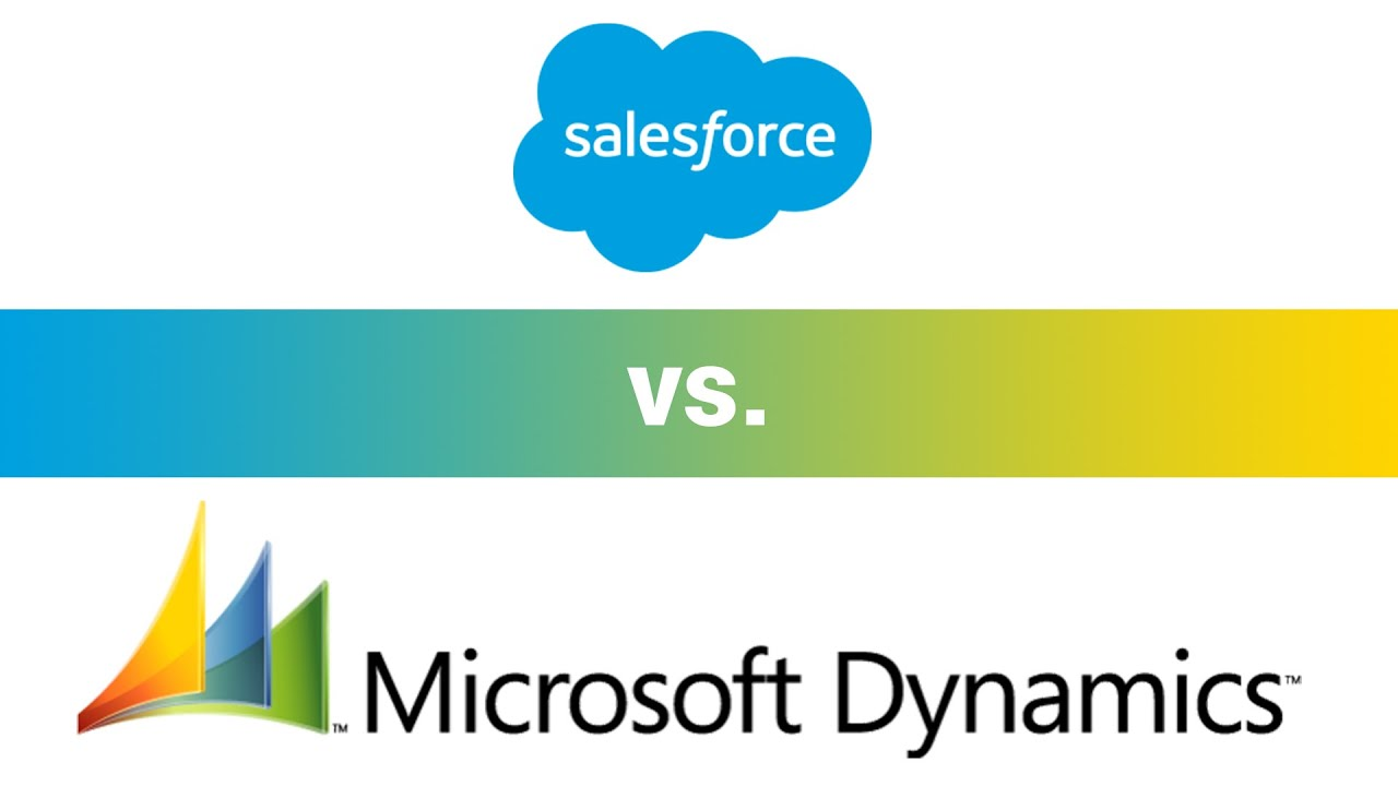 Microsoft Dynamics CRM vs. Salesforce