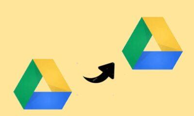 Migrate Google Drive Data