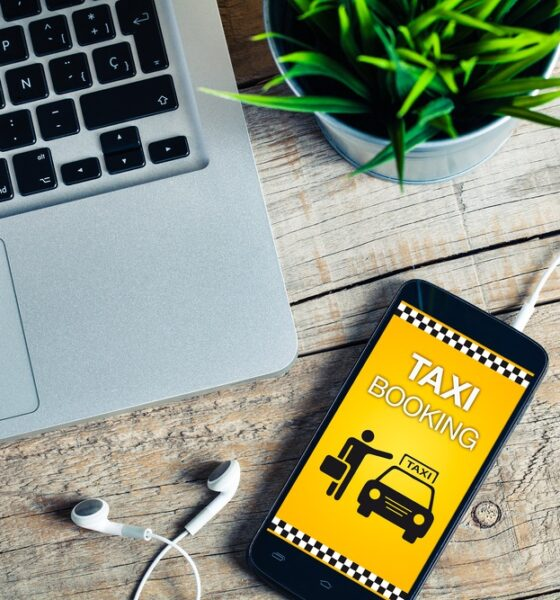 How To Create An Online Taxi Booking Application Like Uber?