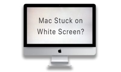 How To Fix A Mac Stuck On Loading Screen?