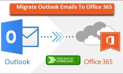 Migrate Outlook Emails To Office 365