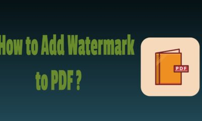 Add Image Watermark in PDF