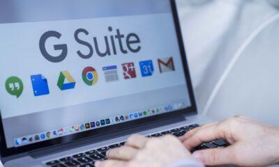 G Suite Docs to Computer