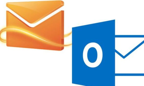 Transfer Hotmail Account to Outlook