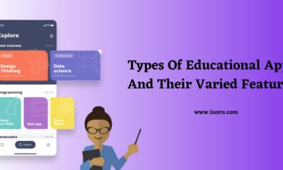 Types Of Educational Apps And Their Varied Features