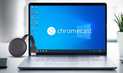 Chromecast On Windows 10 Computer