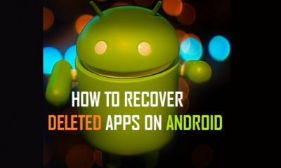 Recover Deleted Apps