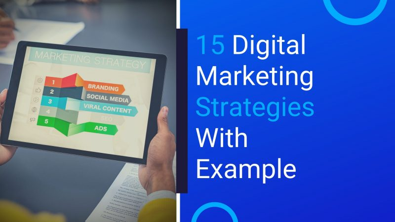 Top 15 Digital Marketing Strategies for 2020