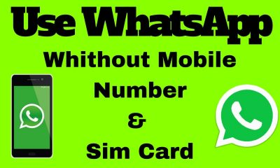 WhatsApp Without Phone a Number