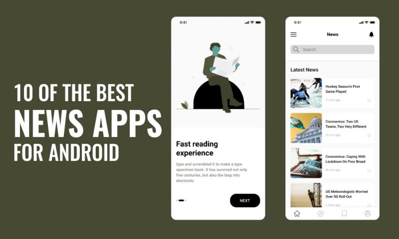 Best News Apps For Android