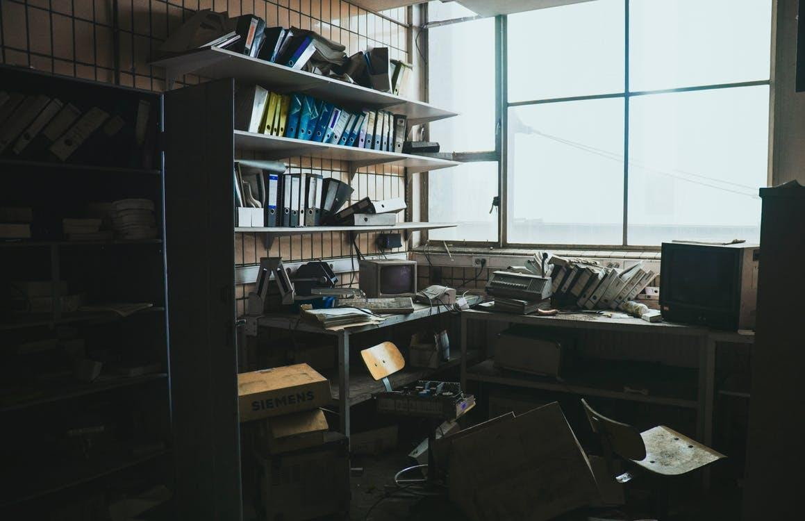 Five Reasons Why A Messy Office Is Bad For Your Business