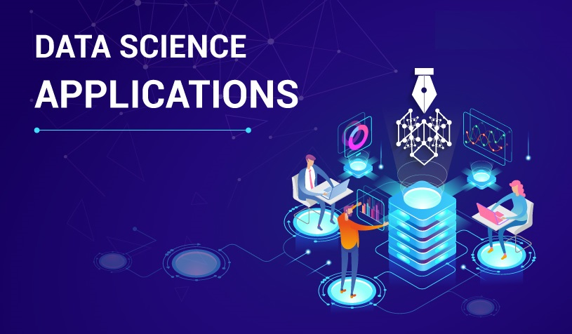best applications of data science