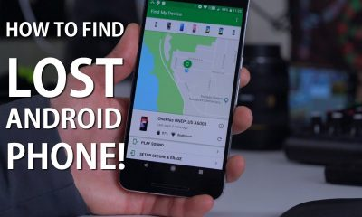 Lost Android Phone