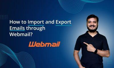 Export Webmail