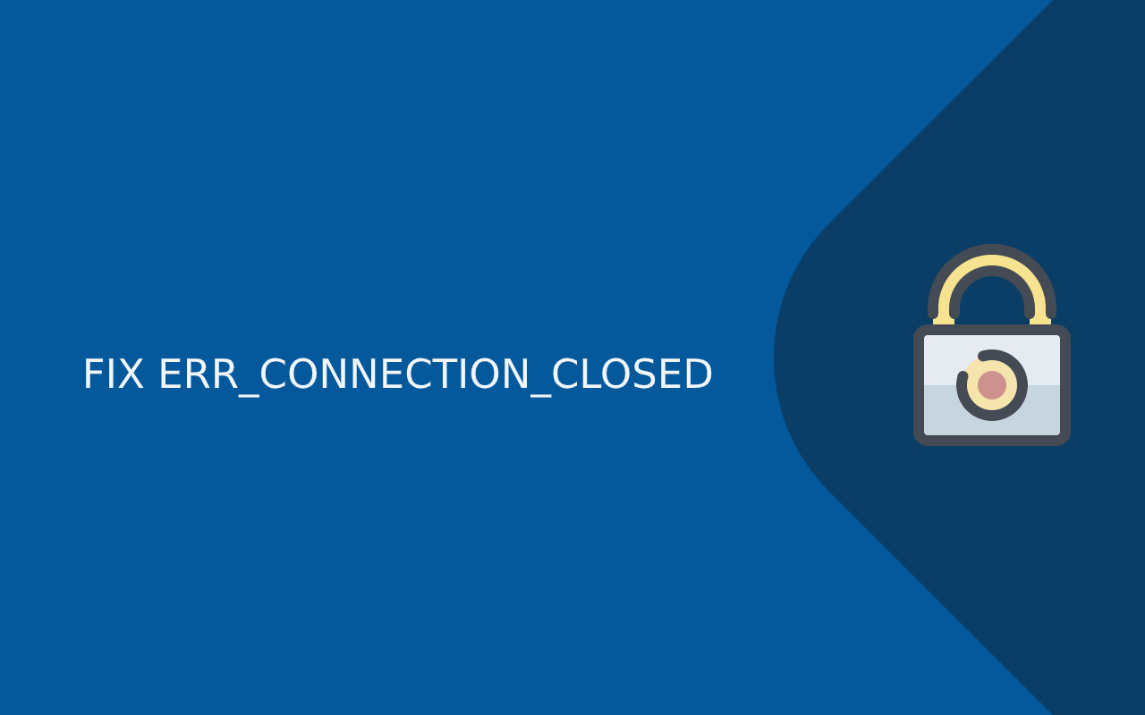 fix EER_CONNECTION_CLOSED