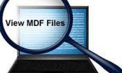 MDF File Without SQL Server