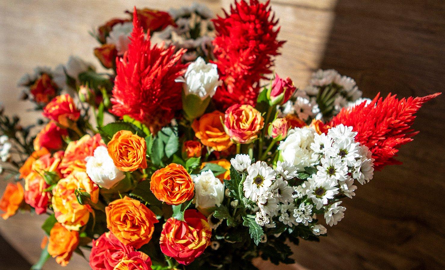 send fresh flowers online