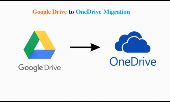 Move Bulk Files From Google Drive to OneDrive