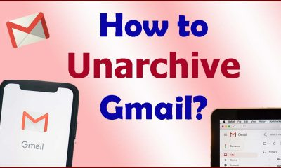How to Archive and Unarchive Emails in Gmail