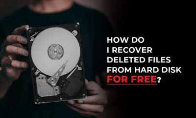 Recover Deleted Files From Hard Disk For Free
