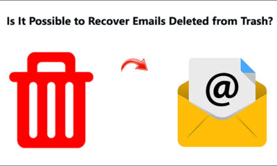 Recover Emails Deleted from Trash