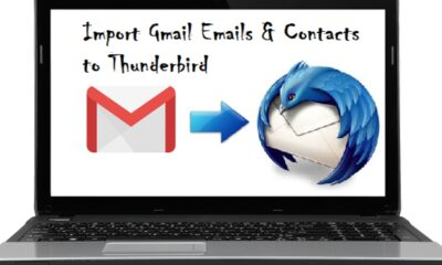 Export Gmail Emails to Thunderbird
